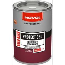 Novol 360  epoxi töltőalapozó 0,8l
