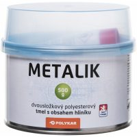 Polykar metalik 0,5kg kitt
