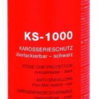 KS-1000 karosszériavédő 1l fekete