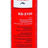 KS-2100 kőfelverődésgátló, varrattömítő 1l