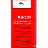 KS-500 bitumen alvázvédő 1l