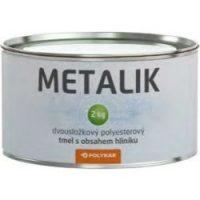Polykar metalik kitt 2kg