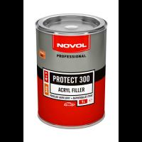 Novol akril töltőalapozó 4+1 (MS) piros
