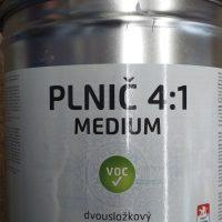 Polykar medium füller 4:1 4l