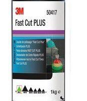 3M™ Expressz Plusz polírpaszta, 50417, 1 l, zöld kupakos