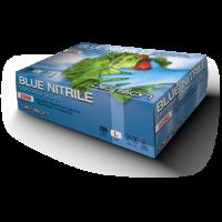 2298 Blue nitrile kesztyű