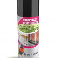 DUNAPLAST kerítés barna spray 400ml