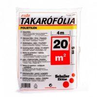 Schuller Takarófólia 20m2 vastag 45805 (5mx4m)