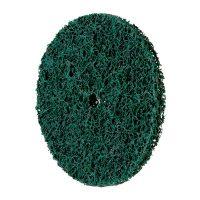3M 51907 négertárcsa zöld 150mm