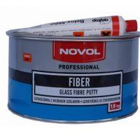 Novol fiber micro üvegszálas gitt 1,8kg